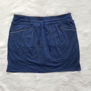 Tangerine Skort Women Skirt, Women Short, Size XXL